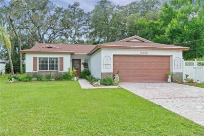 6332 Pinehurst Drive, Spring Hill, FL 34606 - MLS#: W7804253