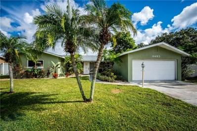 6493 30TH Avenue N, St Petersburg, FL 33710 - #: W7804256