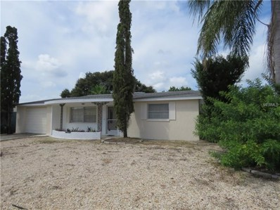 11705 Scallop Dr, Port Richey, FL 34667 - MLS#: W7804328