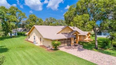 10663 Horizon Drive, Spring Hill, FL 34608 - MLS#: W7804349
