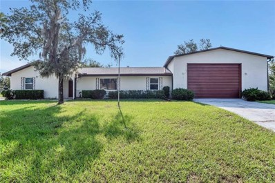 3190 Grayton Drive, Spring Hill, FL 34609 - MLS#: W7804359