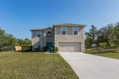 12481 House Finch Road, Weeki Wachee, FL 34614 - MLS#: W7804360