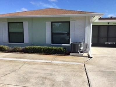 11331 Dollar Lake Drive UNIT 3, Port Richey, FL 34668 - MLS#: W7804372