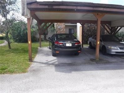 7110 Cognac Drive UNIT 3, New Port Richey, FL 34653 - MLS#: W7804373