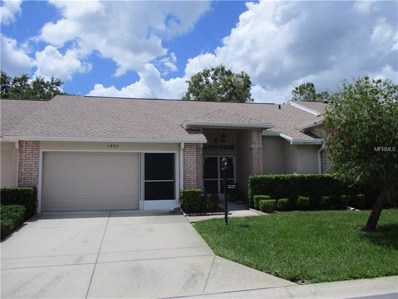 1401 Summerwood Court, Spring Hill, FL 34606 - MLS#: W7804393