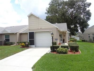4856 Alamo Court, New Port Richey, FL 34655 - MLS#: W7804405