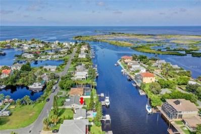 3407 Flamingo Boulevard, Hernando Beach, FL 34607 - MLS#: W7804463
