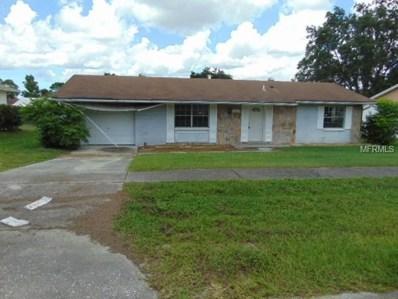 5167 Wellington Road, Spring Hill, FL 34609 - MLS#: W7804487