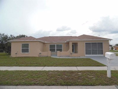 1103 Springtime Drive, Holiday, FL 34691 - MLS#: W7804489