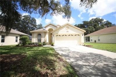 16501 Sandhill Crane Drive, Spring Hill, FL 34610 - MLS#: W7804533