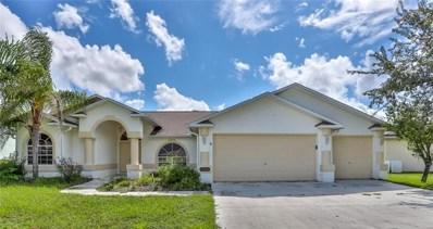 1086 Overland Drive, Spring Hill, FL 34608 - MLS#: W7804573