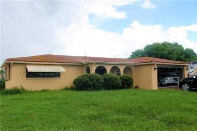 3526 Yellowbird Drive, New Port Richey, FL 34652 - MLS#: W7804594