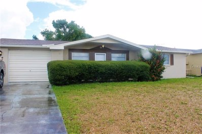 5707 Marble Drive, New Port Richey, FL 34652 - MLS#: W7804601
