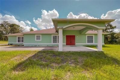 11520 Lomita Wren Road, Weeki Wachee, FL 34614 - MLS#: W7804606