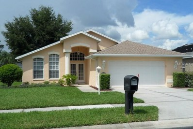 11335 Tee Time Circle, New Port Richey, FL 34654 - MLS#: W7804620