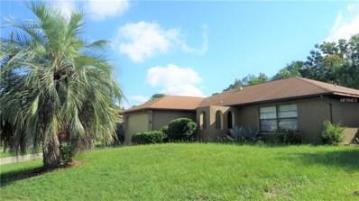 11225 Riddle Drive, Spring Hill, FL 34609 - MLS#: W7804623
