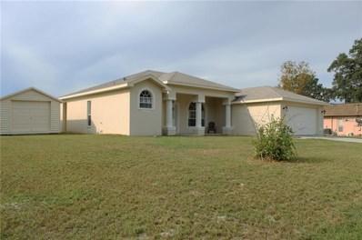 557 Waterfall Drive, Spring Hill, FL 34608 - MLS#: W7804639