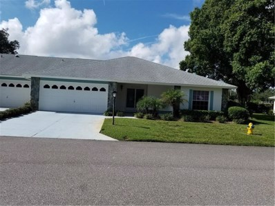 10921 Sandtrap Drive, Port Richey, FL 34668 - MLS#: W7804689