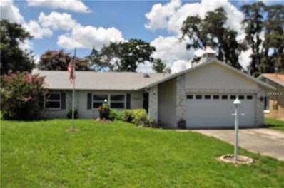 5257 Abagail Drive, Spring Hill, FL 34608 - MLS#: W7804701