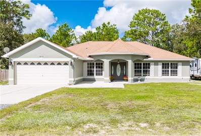 18113 Malibar Road, Weeki Wachee, FL 34614 - MLS#: W7804725