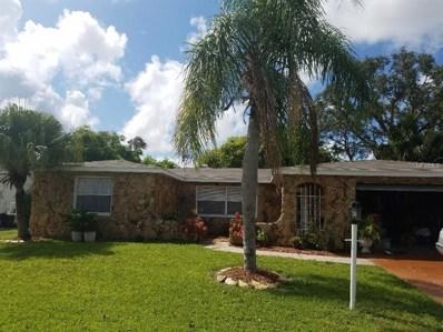 7302 Oak Crest Drive, Port Richey, FL 34668 - MLS#: W7804737