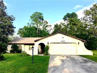2400 Statler Avenue, Spring Hill, FL 34609 - MLS#: W7804759