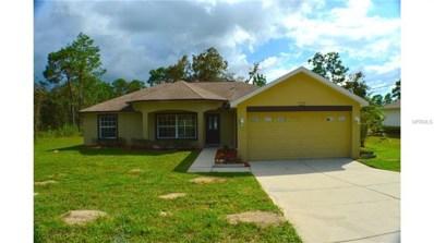 15246 Scaup Duck Avenue, Weeki Wachee, FL 34614 - MLS#: W7804760