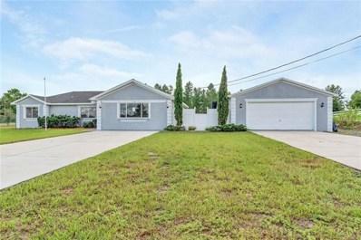 13210 Osprey Avenue, Weeki Wachee, FL 34614 - MLS#: W7804761