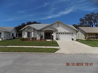 10615 Quimby Drive, Port Richey, FL 34668 - MLS#: W7804784
