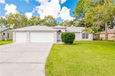 3139 Lehigh Avenue, Spring Hill, FL 34609 - MLS#: W7804824