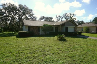 8023 Wooden Drive, Spring Hill, FL 34606 - MLS#: W7804840