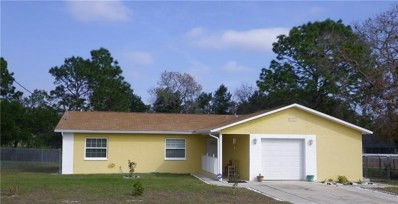 12791 Linden Drive, Spring Hill, FL 34609 - MLS#: W7804842