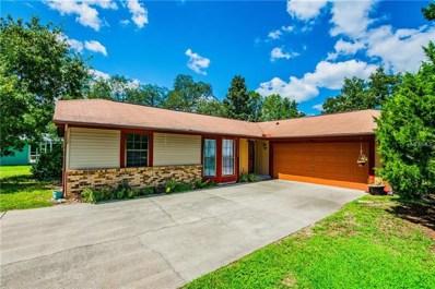 2275 Deborah Drive, Spring Hill, FL 34609 - MLS#: W7804844