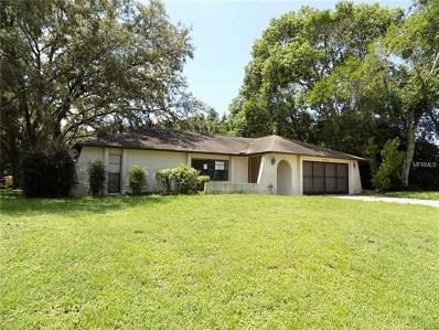 9206 Belvedere Street, Spring Hill, FL 34608 - MLS#: W7804861