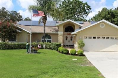 13425 Lawrence Street, Spring Hill, FL 34609 - MLS#: W7804935