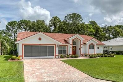 8147 Winding Oak Lane, Spring Hill, FL 34606 - MLS#: W7804946