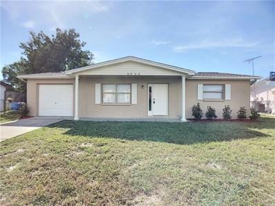 9023 Westby Lane, Port Richey, FL 34668 - MLS#: W7805016
