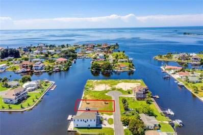 "4363 \""Lot 19\"" Paradise Circle, Hernando Beach, FL 34607 - MLS#: W7805047"