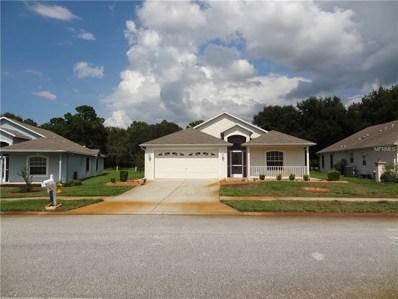 13151 Golf Ridge Place, Hudson, FL 34669 - MLS#: W7805055