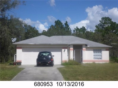 11119 Flock Avenue, Weeki Wachee, FL 34613 - MLS#: W7805067