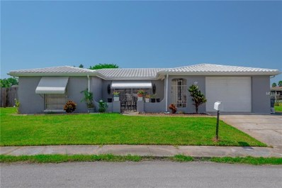 2027 Norfolk Drive, Holiday, FL 34691 - MLS#: W7805117