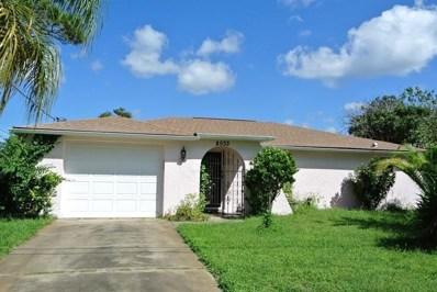 8533 Longboat Lane, Hudson, FL 34667 - MLS#: W7805276