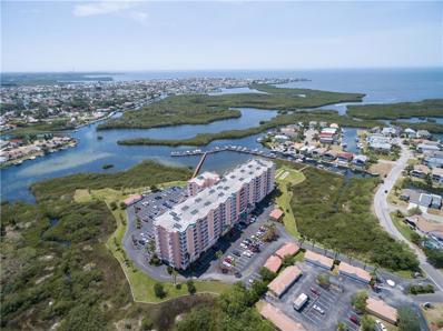 4516 Seagull Drive UNIT 603, New Port Richey, FL 34652 - MLS#: W7805281