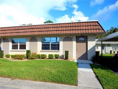11812 Carissa Lane UNIT 11812, New Port Richey, FL 34654 - MLS#: W7805309