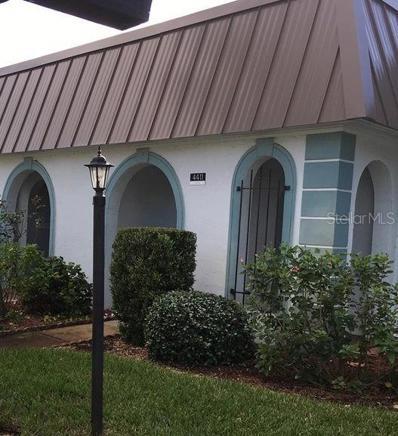 4411 Summersun Drive UNIT 4411, New Port Richey, FL 34652 - MLS#: W7805324