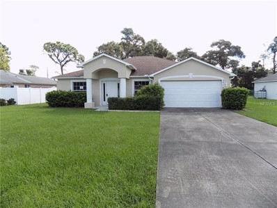 3078 Ambassador Avenue, Spring Hill, FL 34609 - MLS#: W7805349