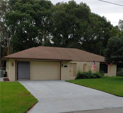 498 Leafy Way Avenue, Spring Hill, FL 34606 - MLS#: W7805391