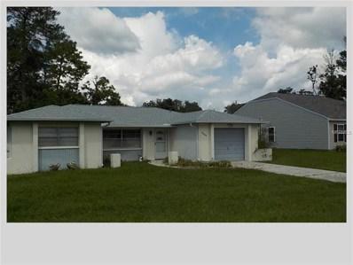 7467 Cherokee Trail, Spring Hill, FL 34606 - MLS#: W7805410