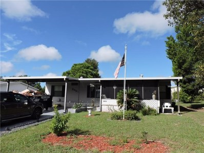 8407 Mohican Avenue, Brooksville, FL 34613 - MLS#: W7805424