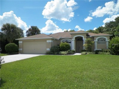 1211 Etta Avenue, Spring Hill, FL 34609 - MLS#: W7805435